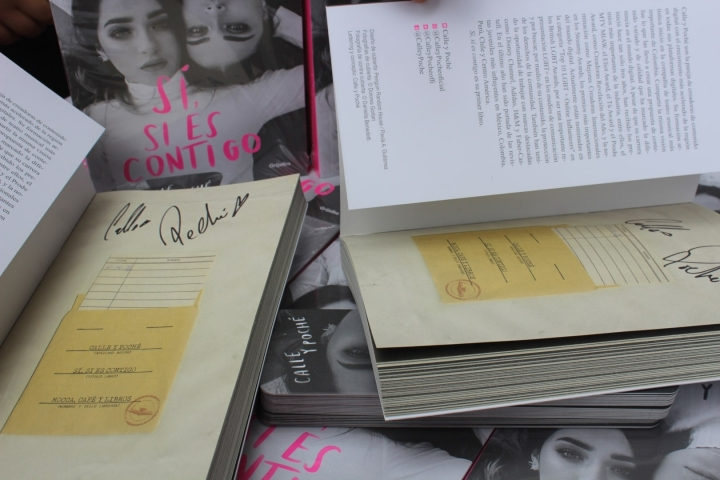 El libro está entre los más vendidos de la FILBO