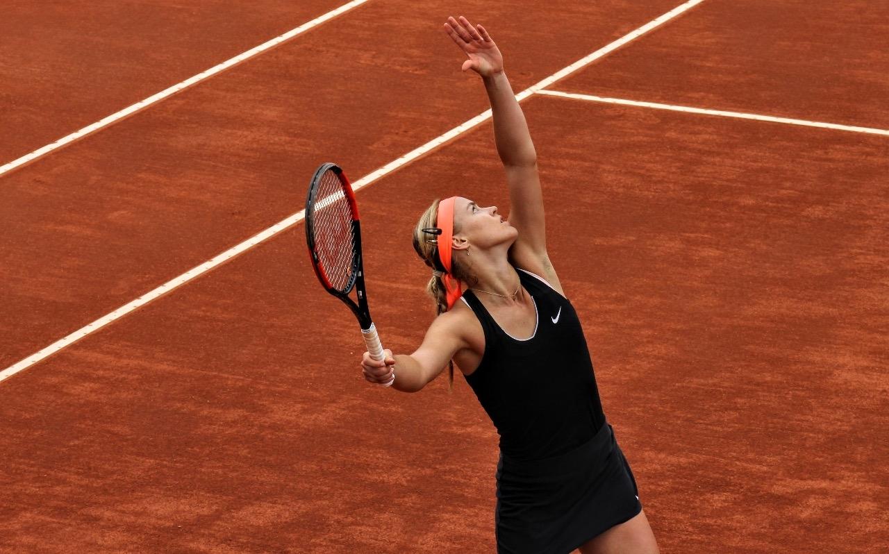 Bogotá, mujeres y tenis