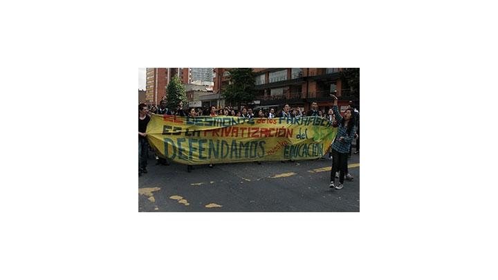 Protestas del Sena