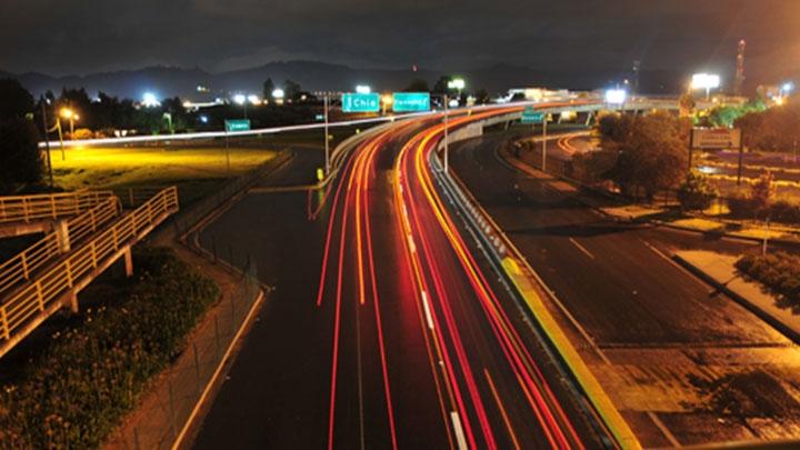 Incremento del desarrollo vial