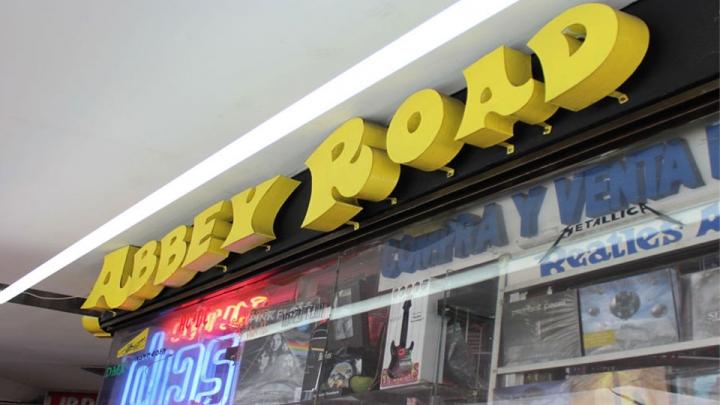 Abbey Road de Bogotá