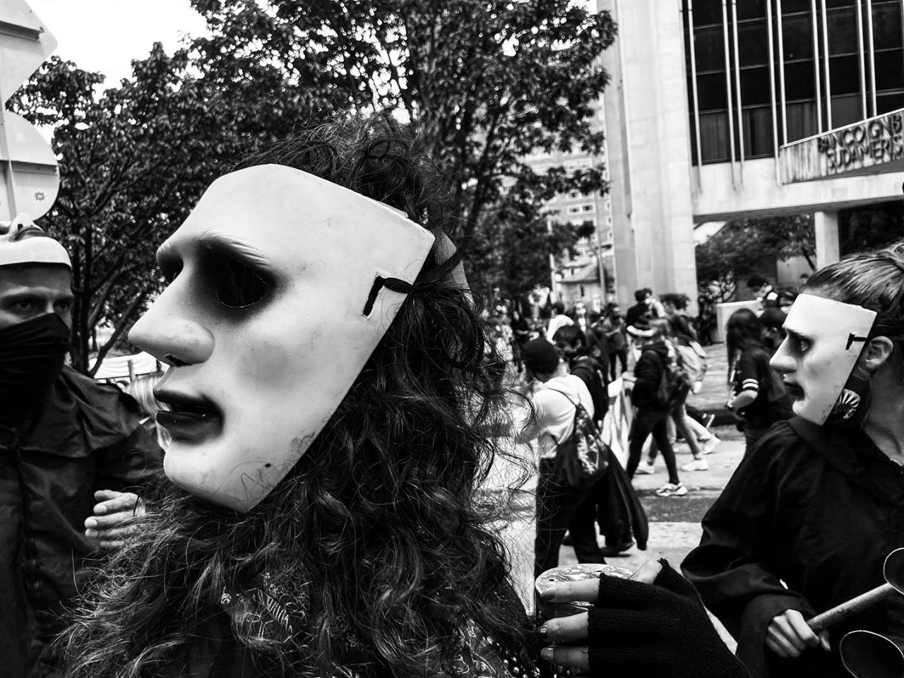 Cali, bastión antiuribista y epicentro del caos vivido en el Paro Nacional en Colombia 2021