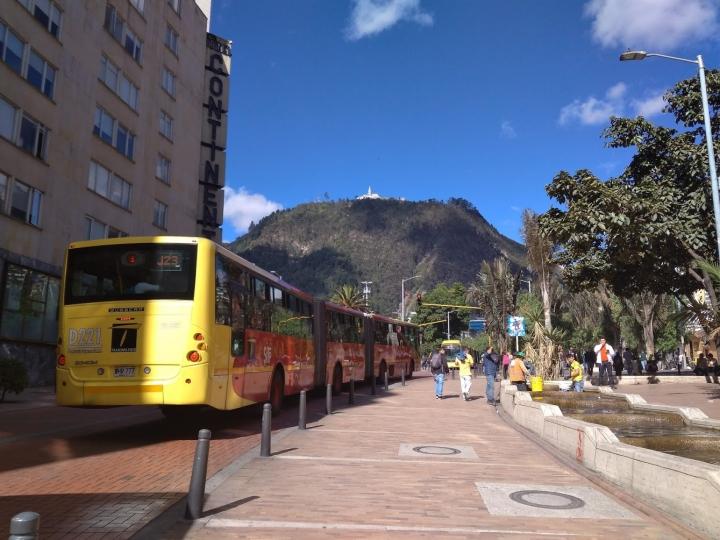 Bogotá: La ciudad en la que los medios nos están llevando al fin