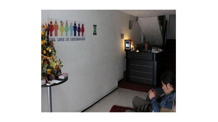 Hotel San Sebastián: zona libre de discriminación