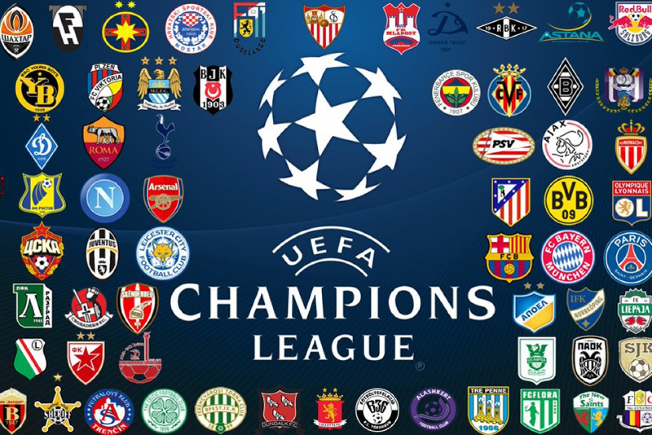 Campeones de la Champions League