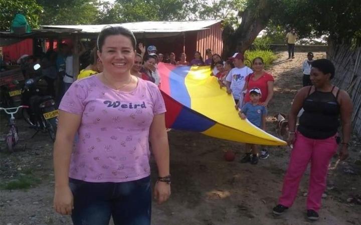 """""""Mi proceso de liberación ha sido desde del diálogo y la escucha activa"""", Ludirlena Pérez"""