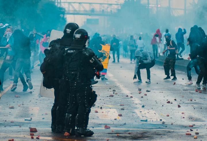 #21N Paro Nacional en Colombia