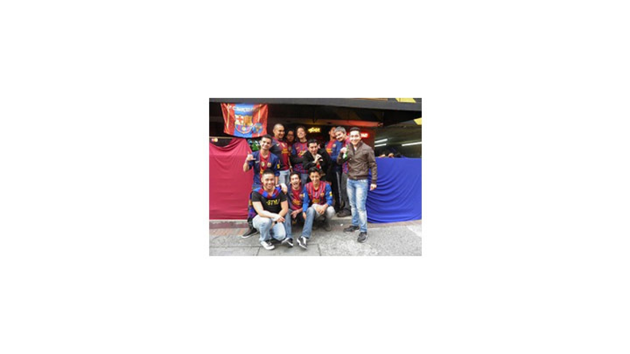Bandas extranjeras en Bogotá