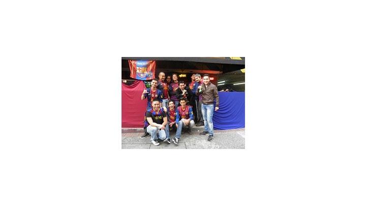 Barras de equipos extranjeras, una nueva alternativa para los jóvenes en Bogotá
