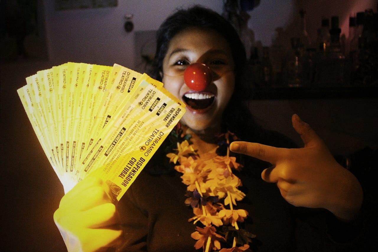 Los dispensadores culturales revivieron el Teatro Ditirambo