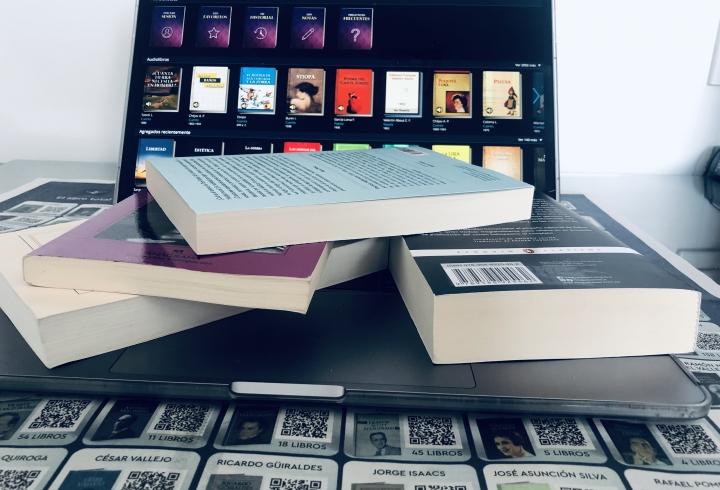 Libros digitales: de cuándo Alicia encontró una nueva forma de leer