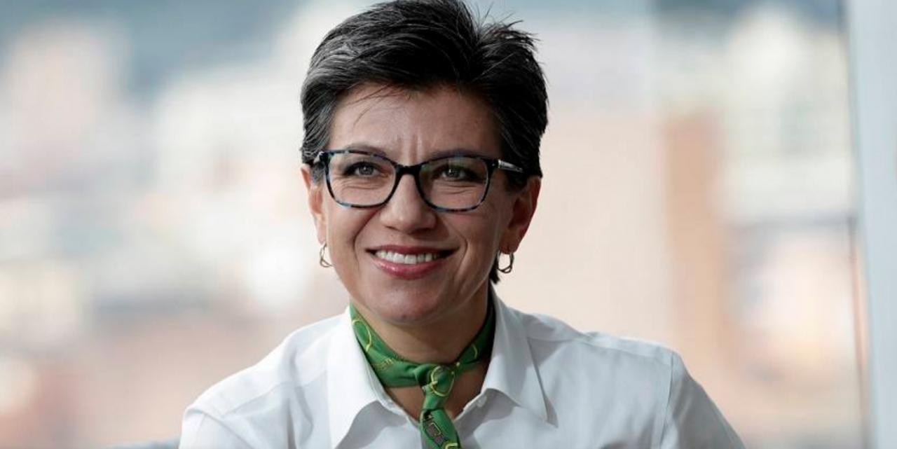 Por primera vez, Bogotá tiene alcaldesa