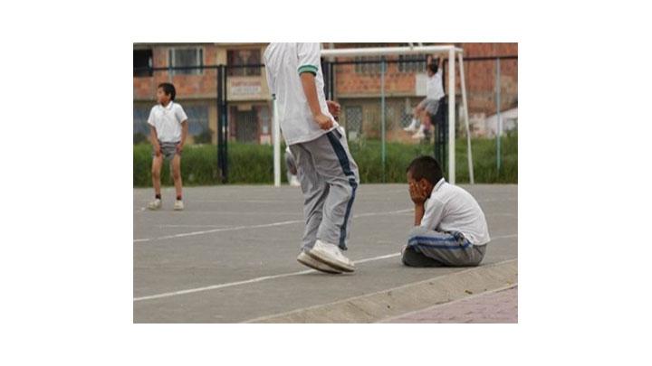 Foto ilustración 'Bullying' o matoneo en colegios distritales y privados nacionales.