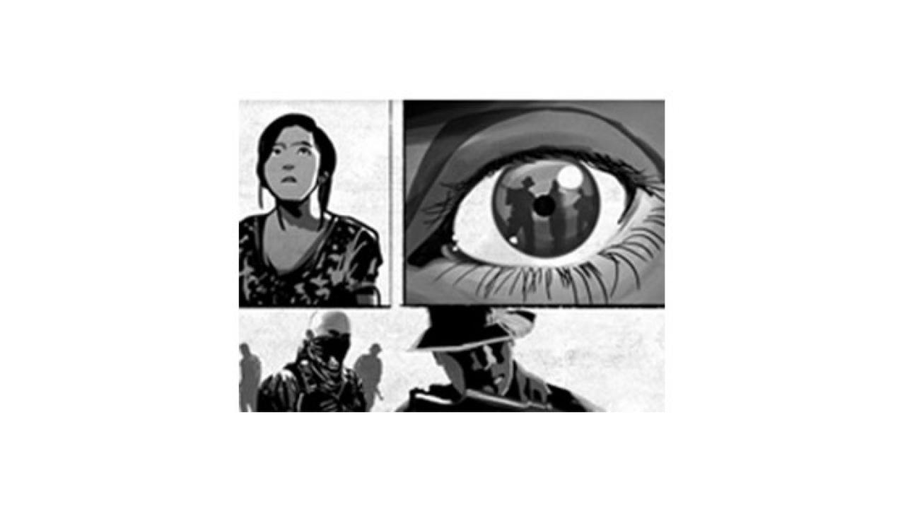 Un documental animado sobre las víctimas del conflicto