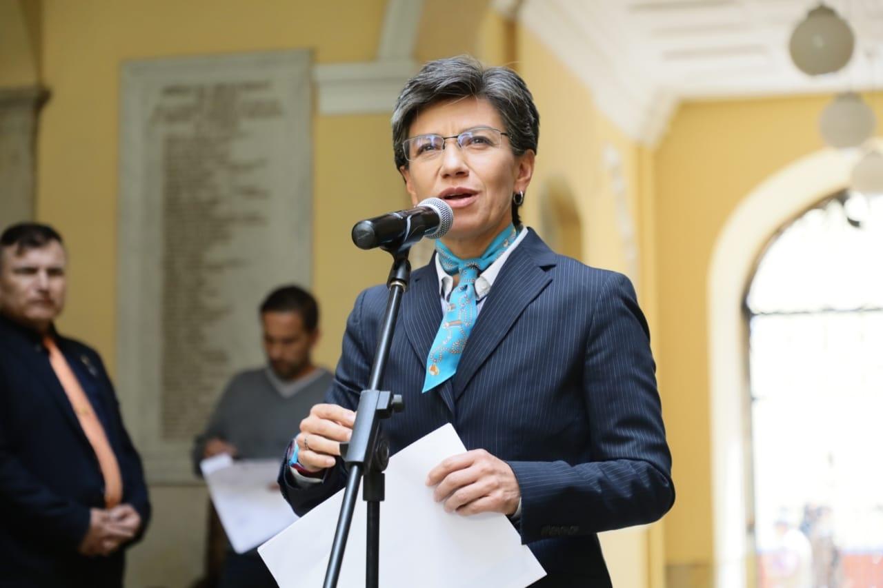 Llega, a la Alcaldía de Bogotá, la primera mujer que rompe estereotipos