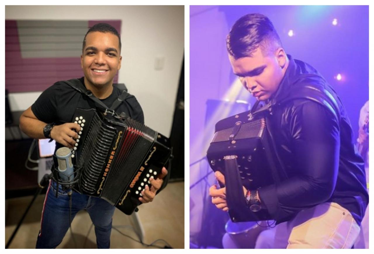 Jose Gustavo Molina, la juventud en el vallenato