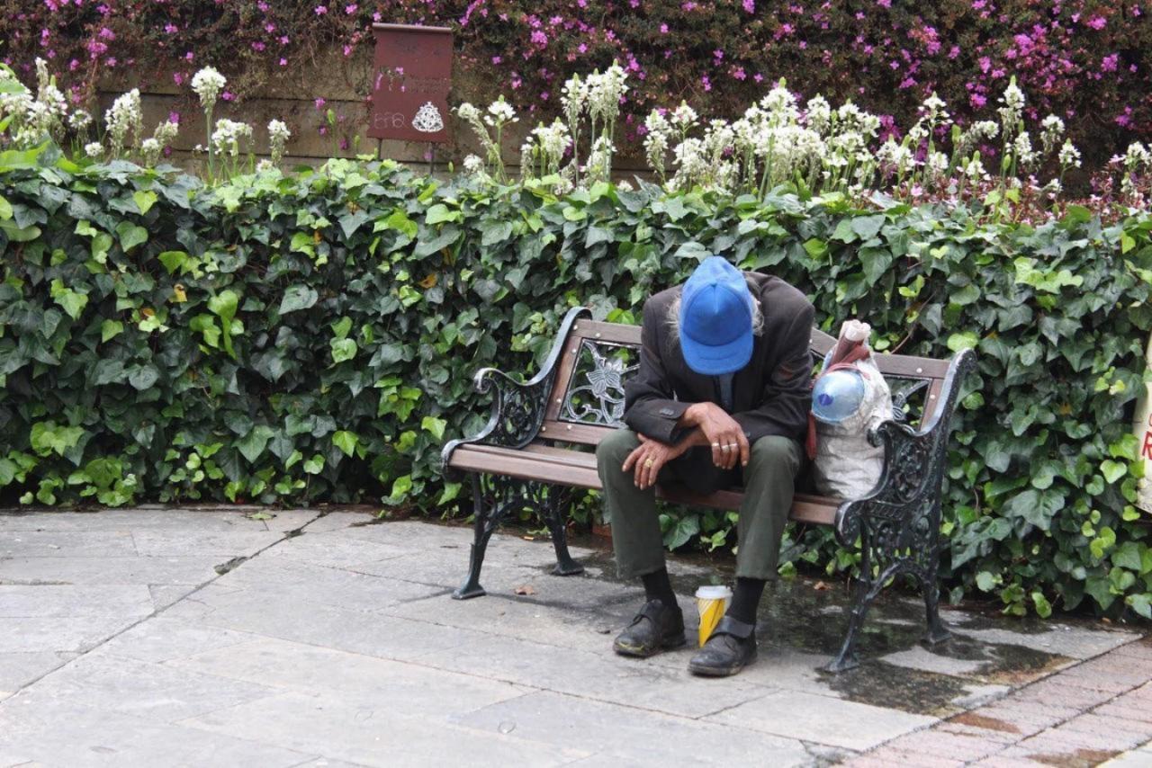 Medidas de la Alcaldía de Bogotá para el cuidado de habitantes de calle en pandemia