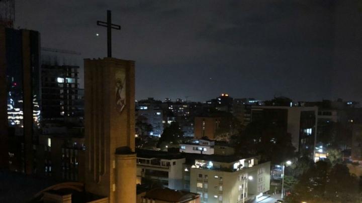 Los vecinos del barrio Chicó manifiestan su preocupación por el aumento en la inseguridad. Foto: Graciela Curiel