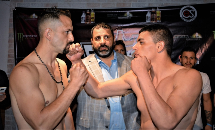 Vuelve el MMA a Bogotá con una cartelera increíble