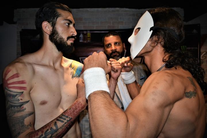Empire MMA. Fotos de Fabio Huérfano