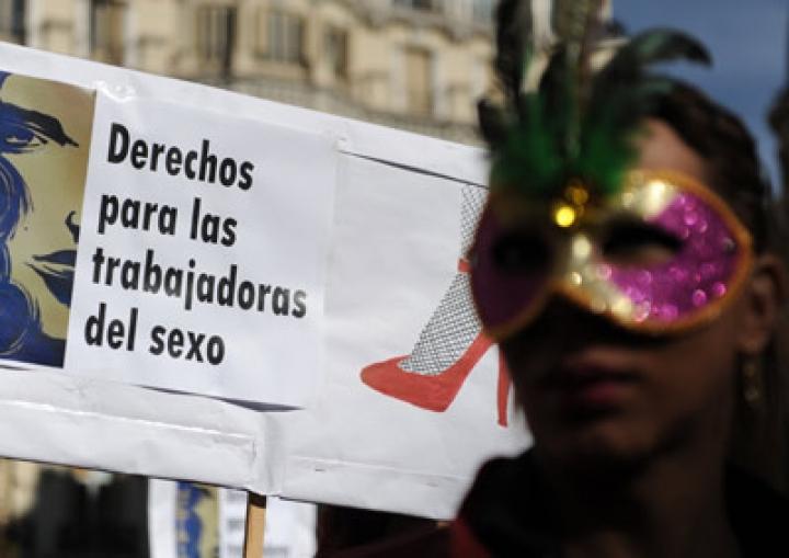 Pese que el trabajo sexual en Colombia es legal, las condiciones laborales son menores a las de cualquier otro trabajo
