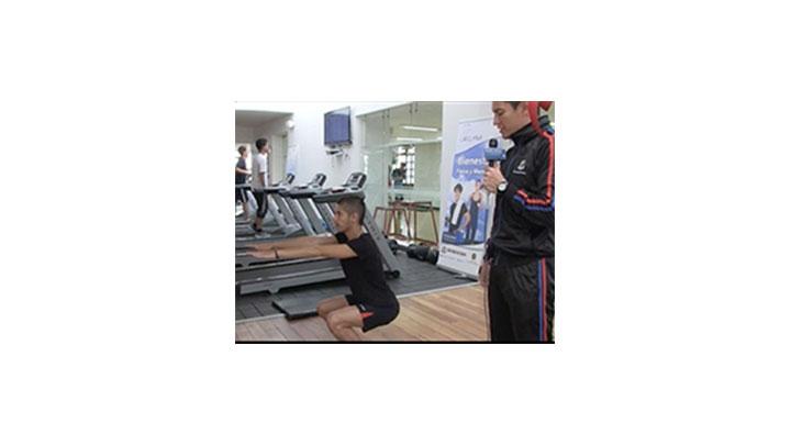 Rutina básica de ejercicio