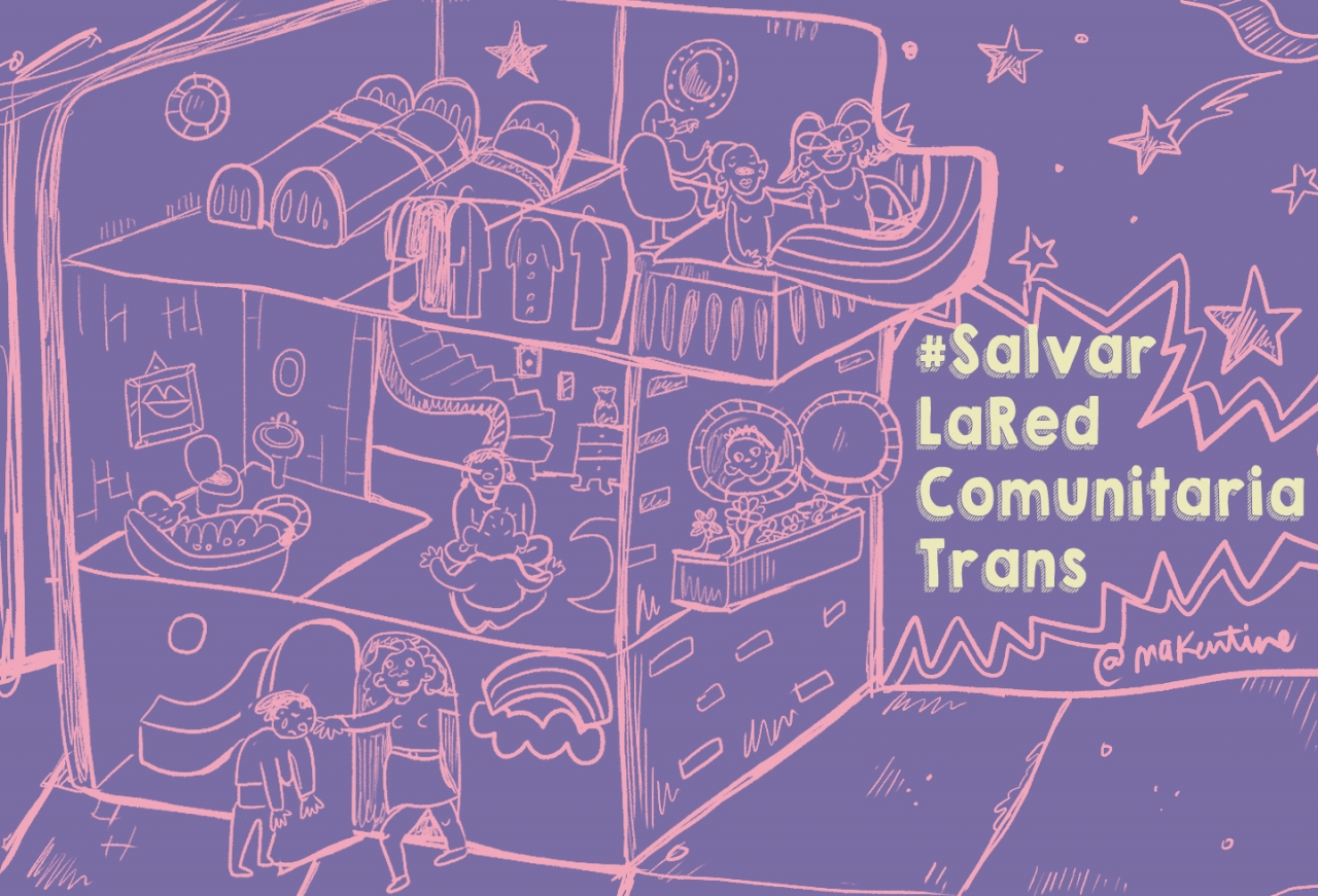Ayudemos a la Red Comunitaria Trans