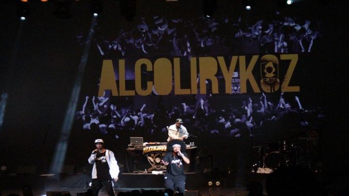 Concierto Alcolirykoz Bogotá