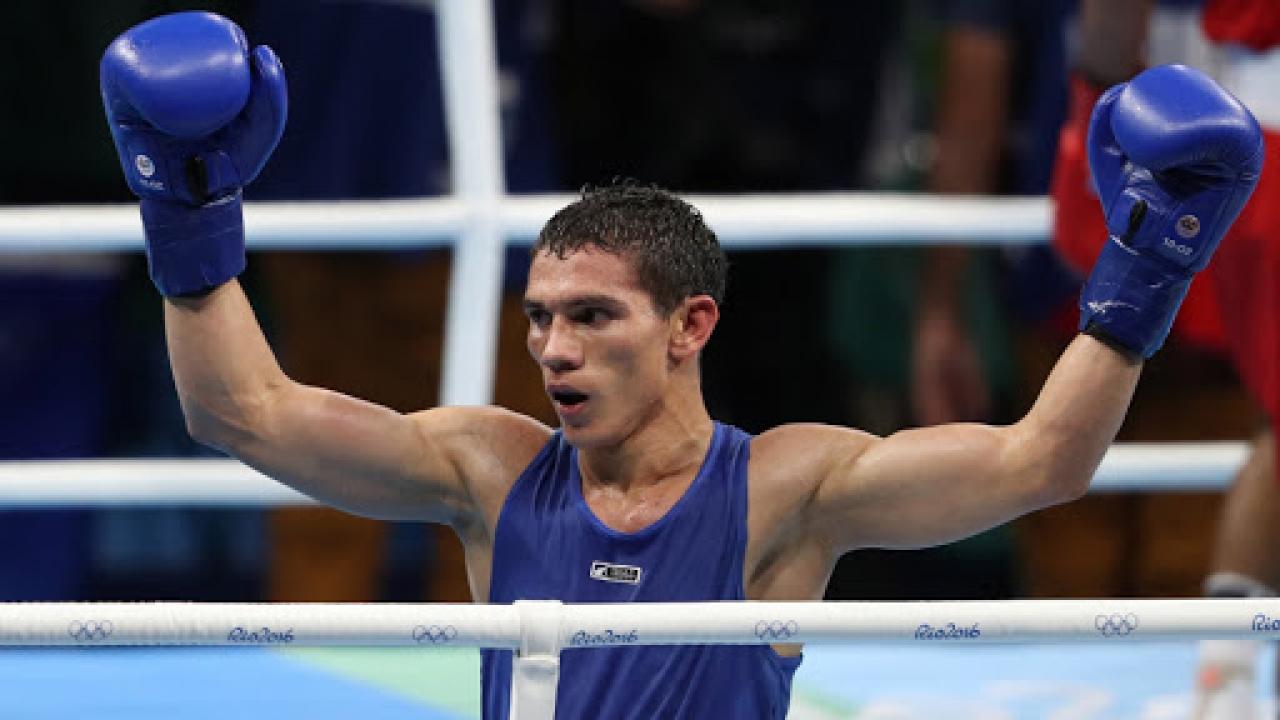 Ceiber Ávila: El boxeador que va por un podio en los Juegos Olímpicos de Tokio