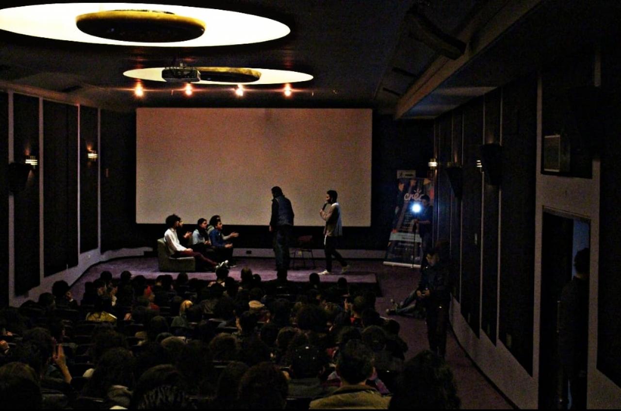 Jóvenes y niños directores muestran sus mejores cortometrajes