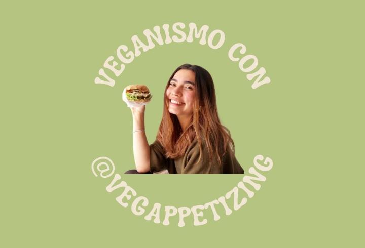 Aprender veganismo con Laura Reales, @vegappetizing en Instagram
