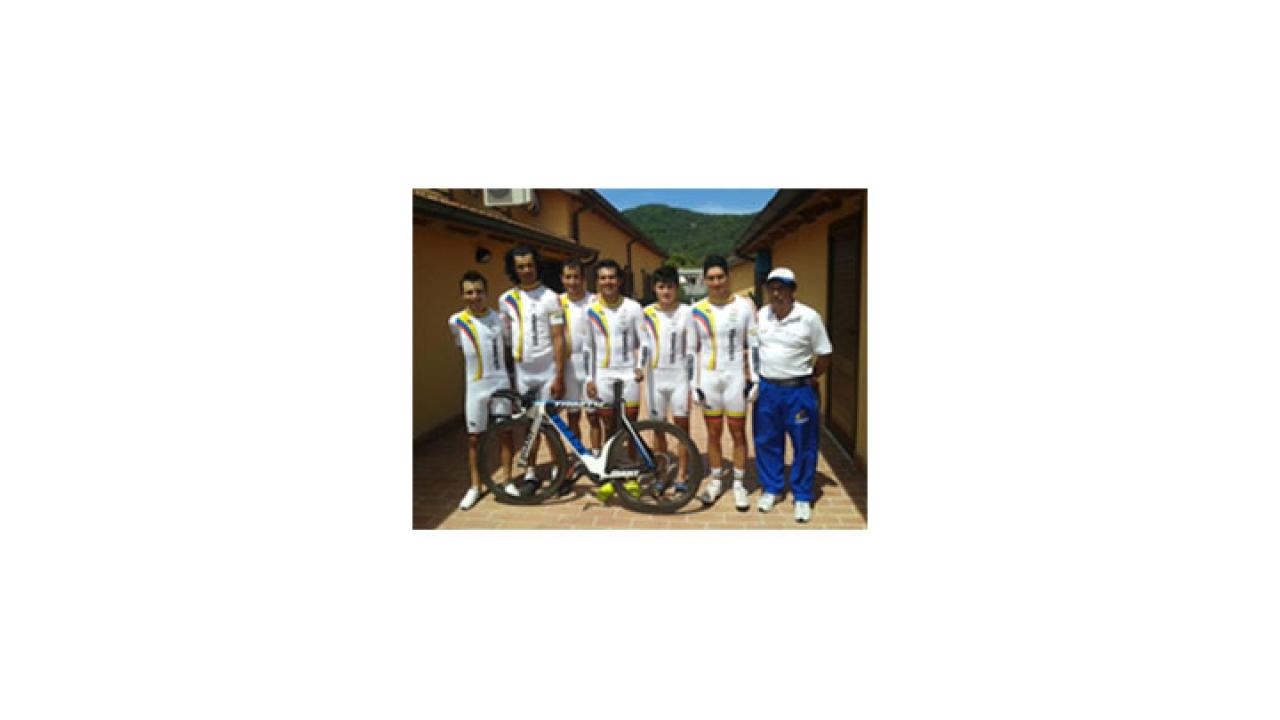Apoyo del IDRD a deportistas paralímpicos