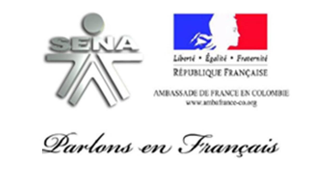 SENA y la Embajada de Francia lanzan 'Parlons en Français'
