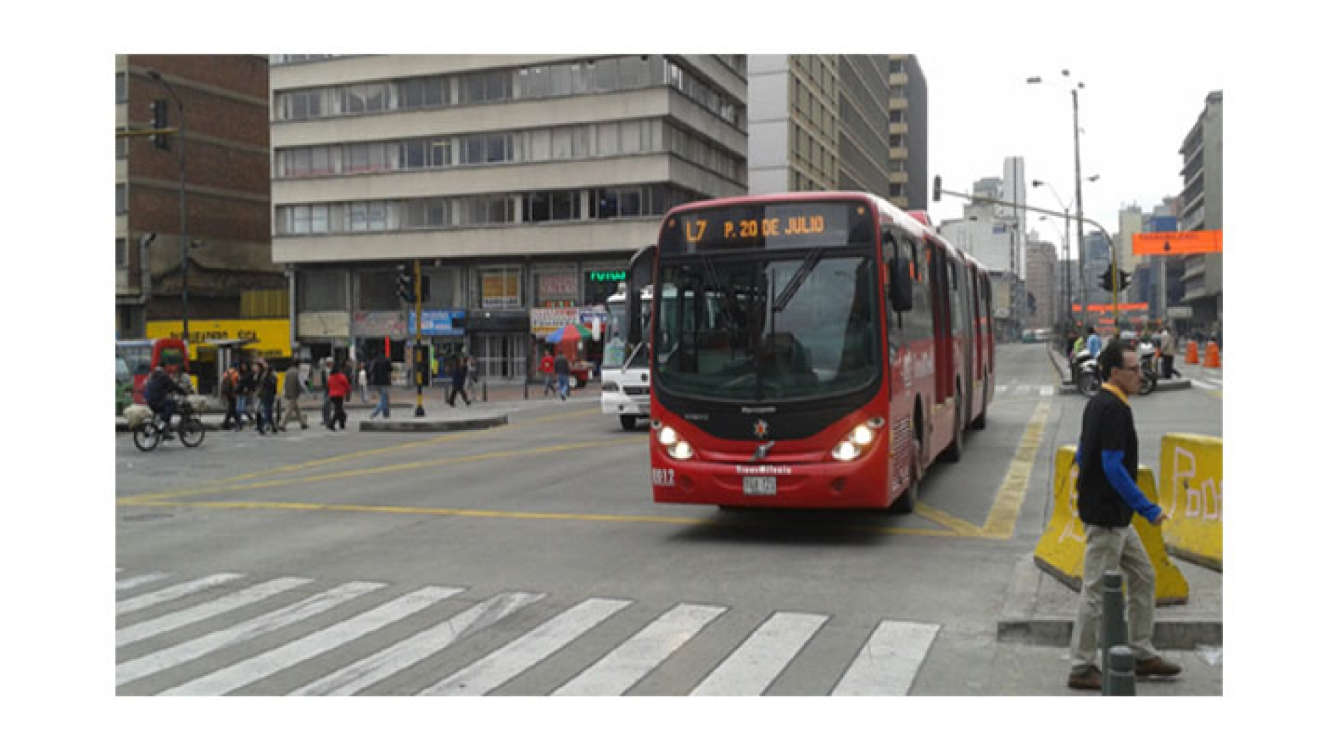 Biblioestaciones, espacios de lectura para todos en Bogotá