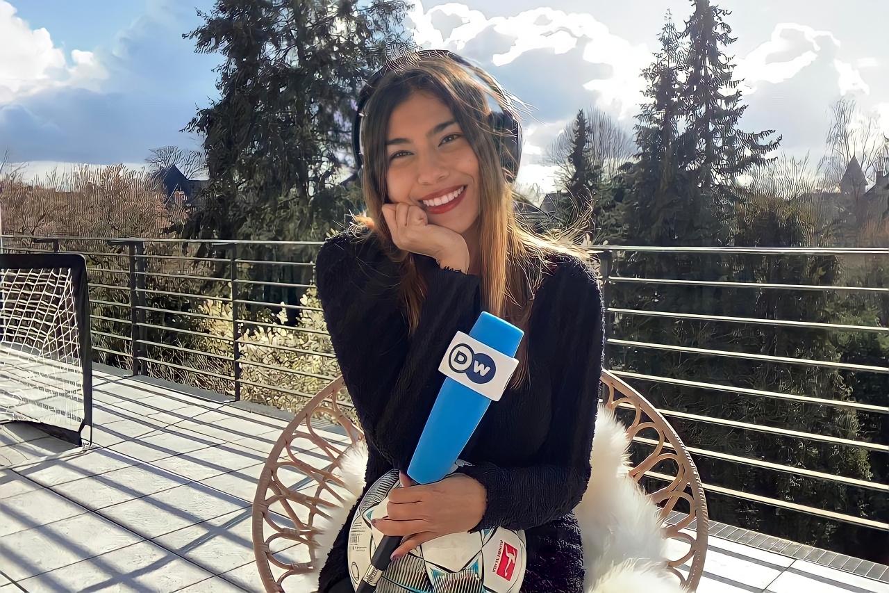 Julieth González Therán, de Colombia a Alemania buscando una carrera soñada