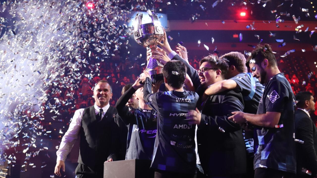 Isurus Gaming ganó la Liga Movistar Latinoamérica de League of Legends