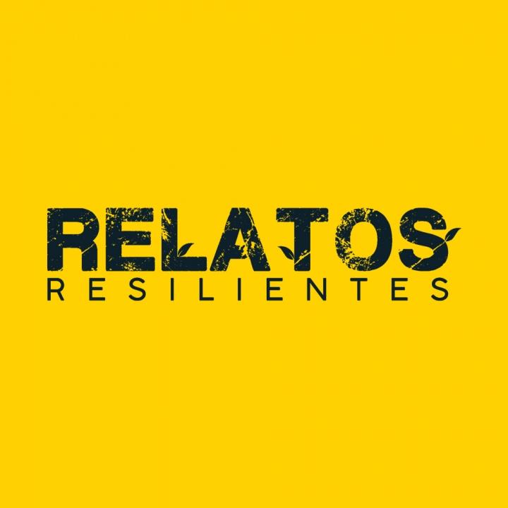 Logo de Relatos Resilientes