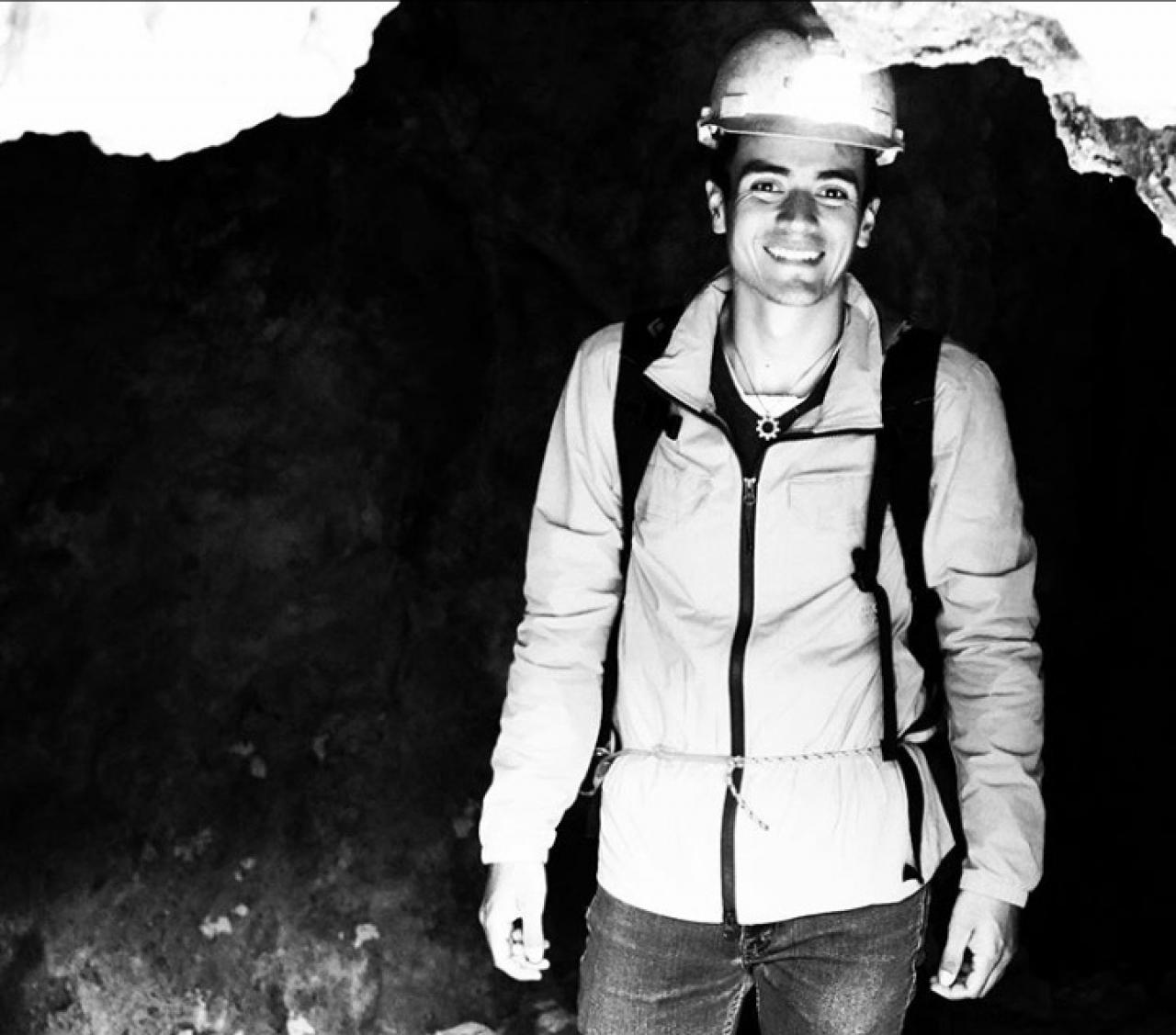 Mario Reina, diseñador industrial de profesión, joyero de oficio y aventurero de corazón