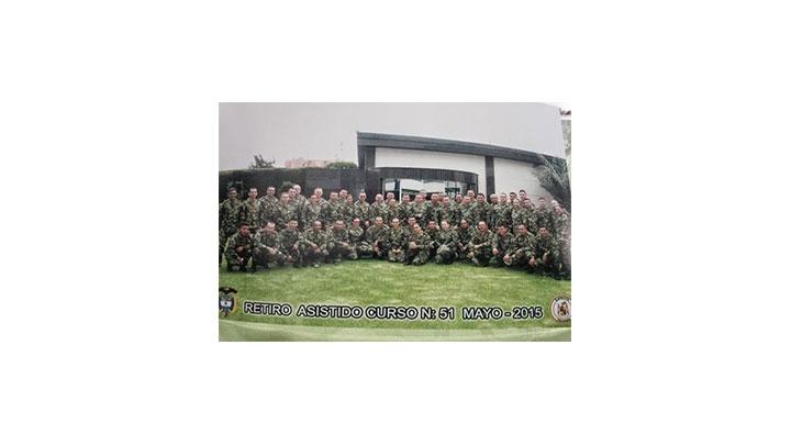 Foto de promoción del curso 51.