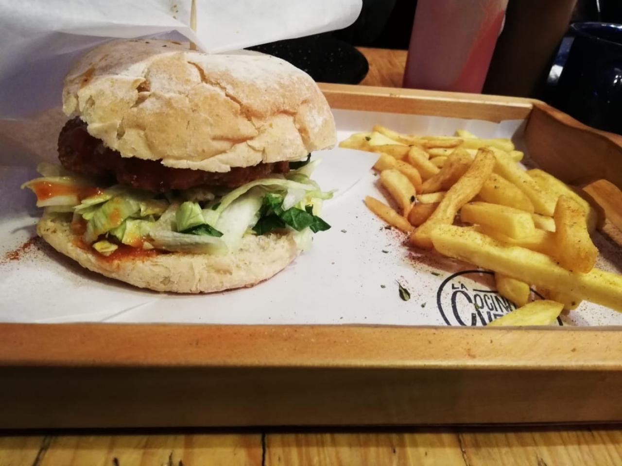 Vegan Burger Colombia, una apuesta para dar a conocer la comida vegana