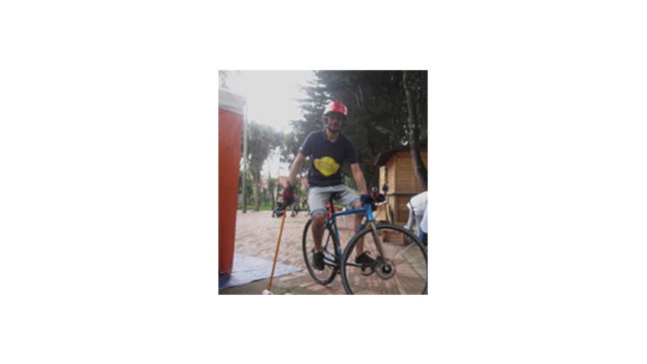 Día de la Bicicleta en Bogotá
