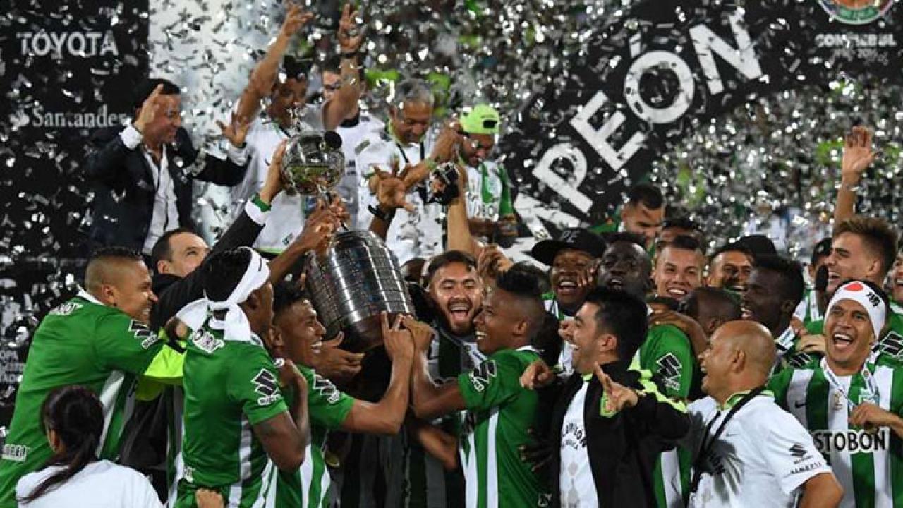Así se juega la Copa Libertadores 2017