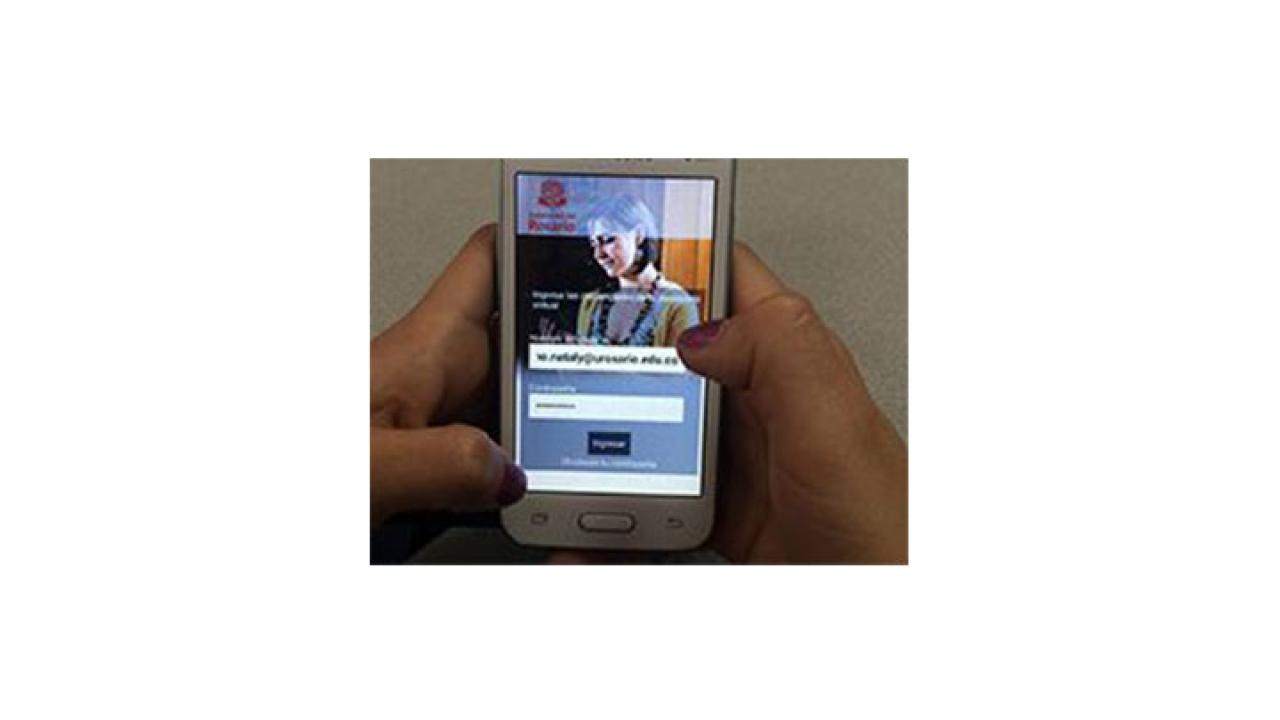 MiUrosario, la nueva aplicación de celular para la comunidad rosarista