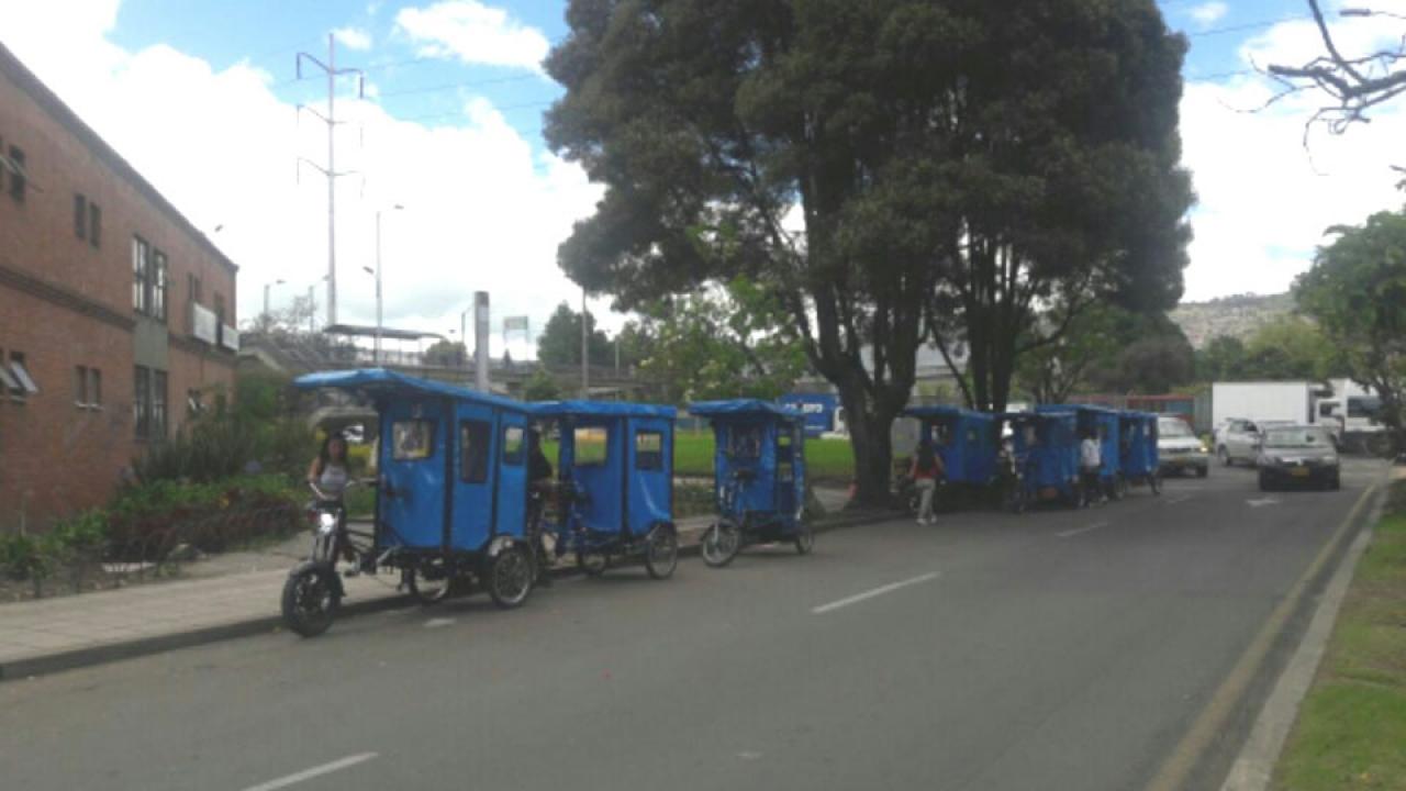 Regulación del bicitaxismo: un reto para la movilidad en Bogotá
