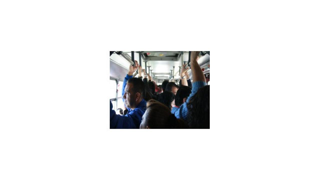 El festivo bajó el tráfico de Transmilenio en Soacha