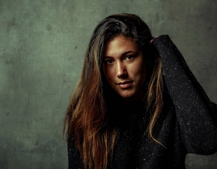 Vanessa Córdoba, futbolista y comunicadora social.