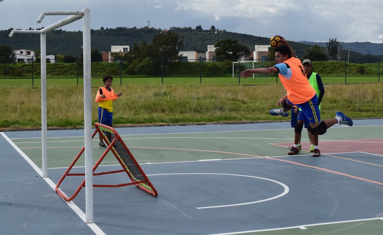 Entrenando el deporte de la paz