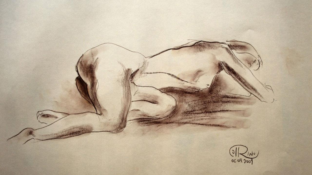 Tres horas en el taller de los desnudos