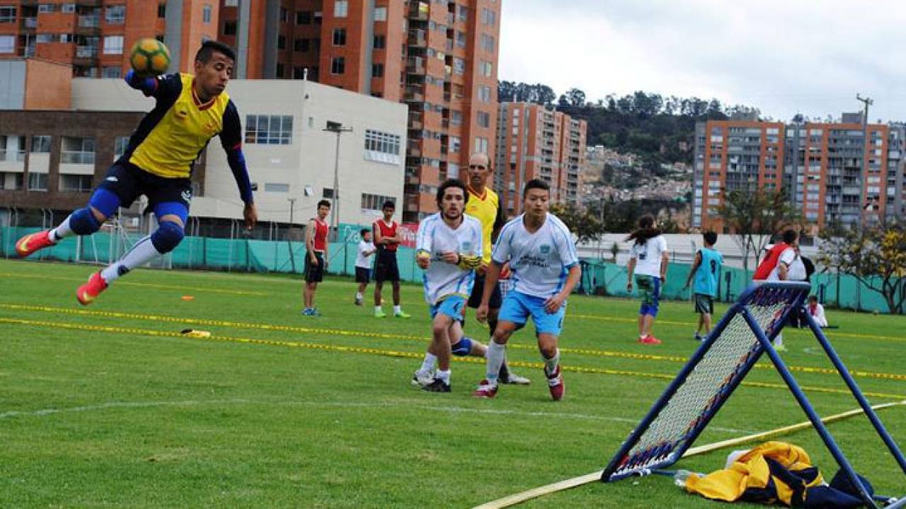 Tchoukball: El deporte de la paz