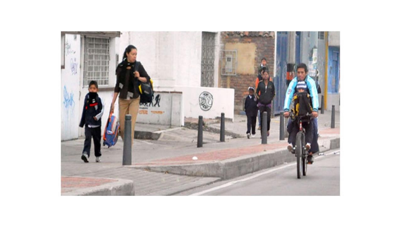 Ciclistas infractores